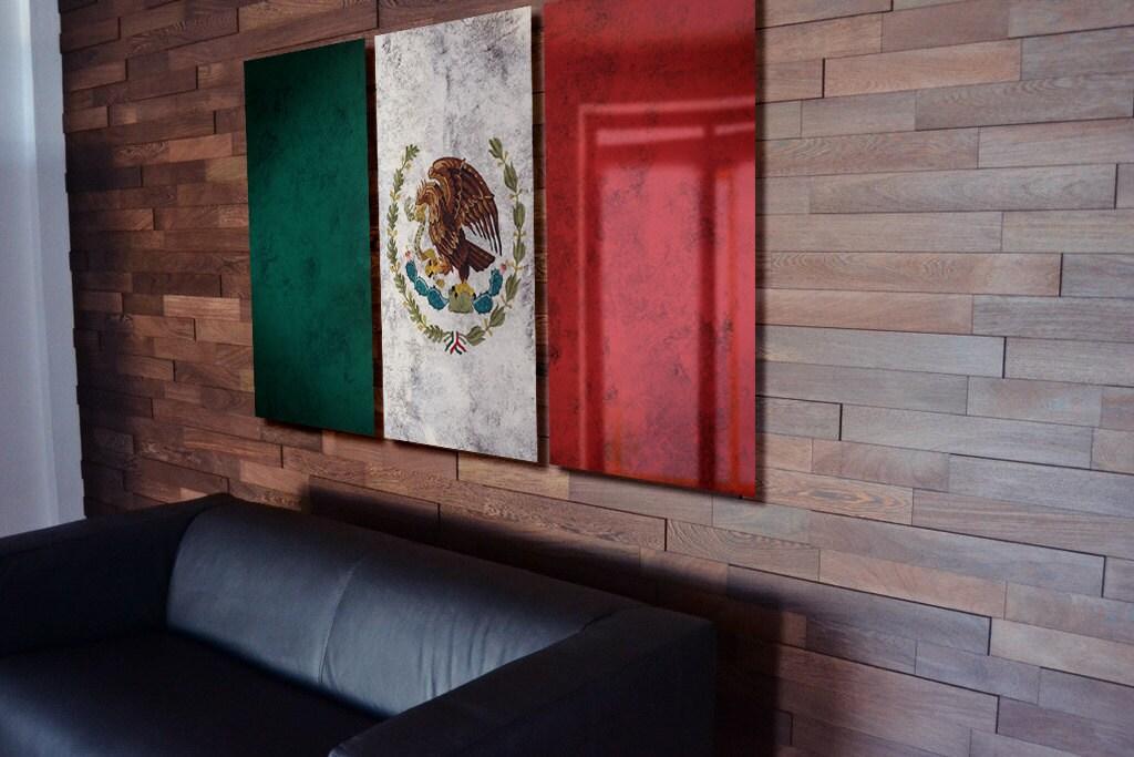 Metal art wall mexican decor