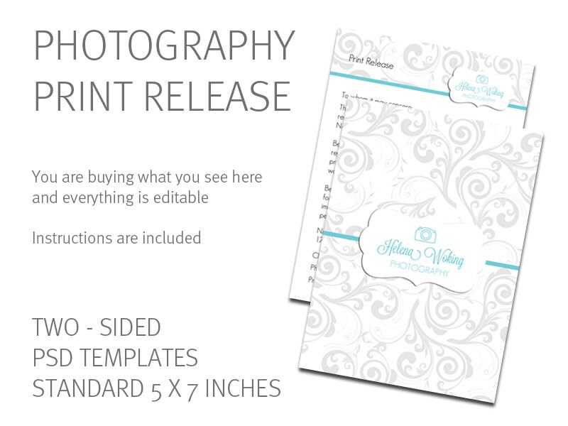 digital photo release form - Pinep.handshakeapp.co