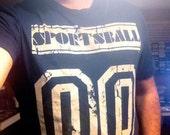 Sportsball TM tee by Shaw...