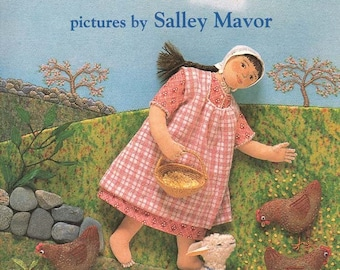 Autographed 1st edition new hard cover Mary Had a Little Lamb book