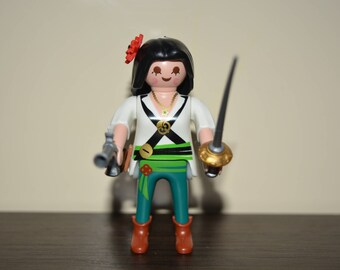 Playmobil Pirate Woman 2014 Geobra