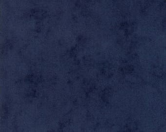 Ann's Arbor Navy Solid designed by Minick & Simpson for Moda Fabric, 100% Premium Cotton by the Yard