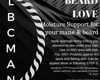 Beard Love Beard Oil