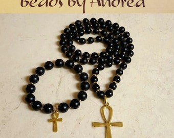 Ankh Collection-Matte Onyx