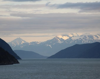 Alaska's Inside Passage, photo, Digital Download