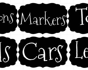 Container Labels   Jar Labels   Organization   Kitchen Stickers   Pantry Labels