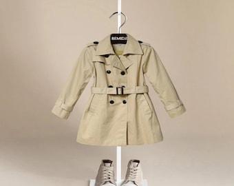 Premium British trench coat Kids