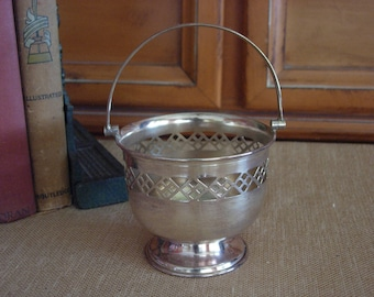 Cheltenham & Company Ltd. Silver Plated Bowl Made In England