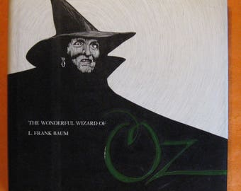 The Wonderful Wizard of Oz by L. Frank Baum and Barry Moser