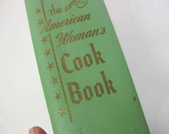 Mid Century Cookbook 1967 The American Woman's Cookbook