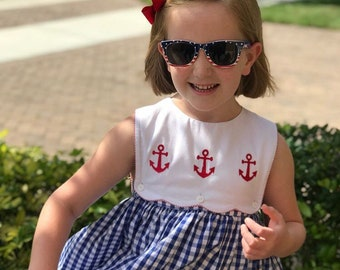 Girls Nantucket Collection Dress