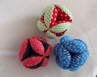 Baby Puzzle Ball