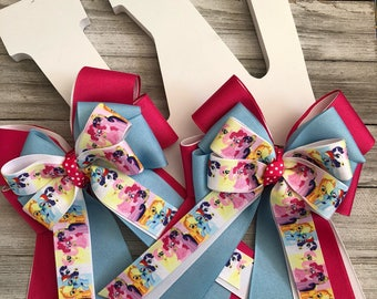 My Little Pony - Equestrian Bows & Ships FREE!