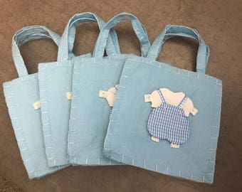 Boy Gift Bags for Baby Showers