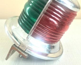 Old boat light