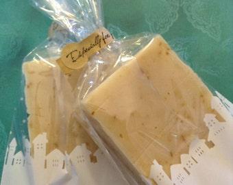 Handmade Soap | Natural Soap | Artisan Soap | Homemade Soap | Lemon Soap |  2 Bars | Gift for Her | Handcrafted Soap | Guest Soap | Gift