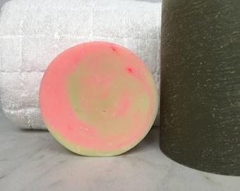 Sweet Pea Soap, Vegan Soap, Handmade Soap, Floral Soap, Sweet Pea, Vegan Soap, Artisan Soap, 3.5oz