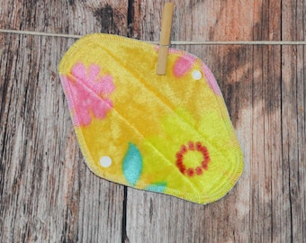 Pick the length - Small/Medium – Floral Yellow - cuddlesoft