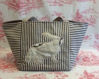 Tote bag, shopping bag, shoulder bag, work bag