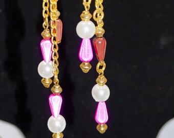 Lady Walking Stick earrings