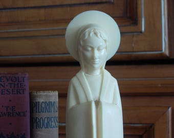 Virgin Mary with Halo Cellulose Statue