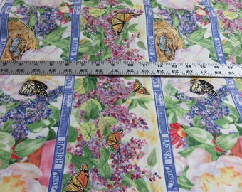 Symphony of Spring - Jan Ford for SSI - cotton fabric - sold by the yard