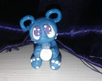 Blue Bear Blep