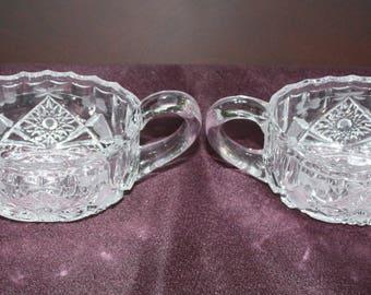 Elegant Vintage Sugar and Creamer Set