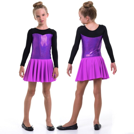 Gymnastics leotard pattern, dance sewing pattern, swimwear pattern ...