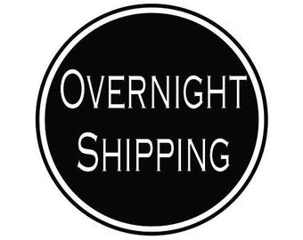 Overnight Shipping Add-On