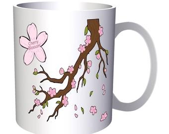 Cherry Blossom Tree 11oz Mug p189