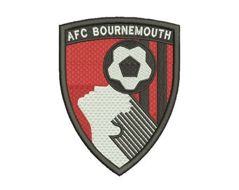 Bournemouth Embroidery Design - 2 SIZES
