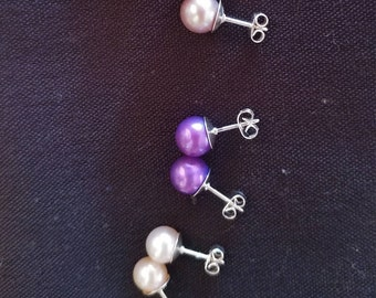 Pretty Pearls for Your Ears!