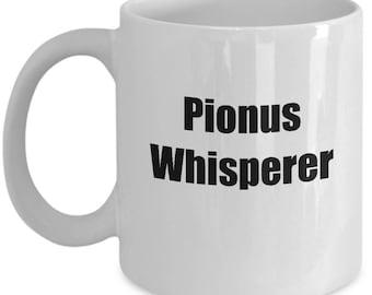 Pionus Whisperer Mug