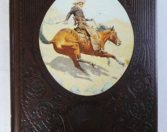 The Old West Series Time Life Books The Cowboys 1973