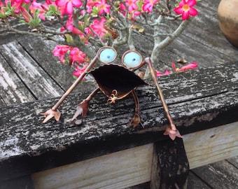 Copper Frog