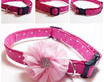 Dog collar, dog accessories, Dog collar girl, Girl dog collar, Pet collar, Pet accessories, Pet collars, dog neckware, collar for dog, pet