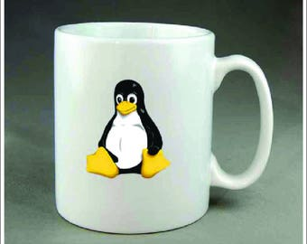 Linux Mug | Next Day FREE SHIPPING within the U.S.