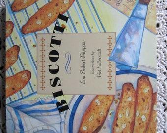 Biscotti Cookbook