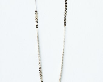 Soiree Necklace // Long or Short