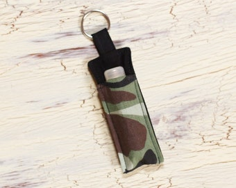 Lip Balm Holder - Key Ring
