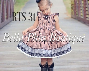The Haunted Forest Halloween Dress 3t