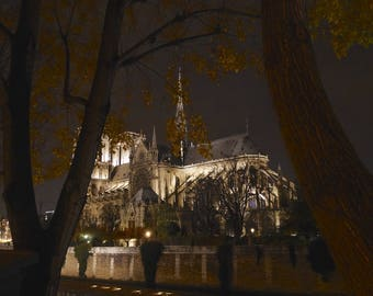"Photo Art Paris VLADIMIR FILOSOFOV ""NOTRE DAME"""
