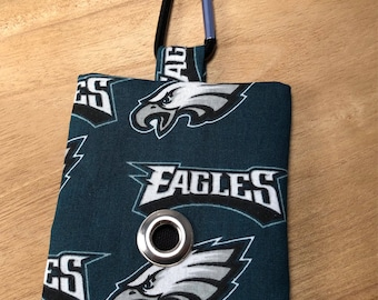 Philadelphia Eagles Poop Bag Holders!!!