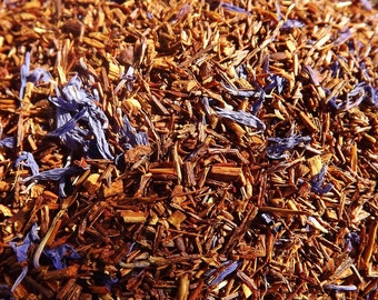 Earl Grey Rooibos - Rooibos - Earl Grey Tea - Earl Grey - Holiday Tea - Caffeine Free