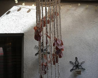 Vintage Sea Shell Hanging Decoration