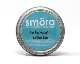 Patchouli Lotion Bar