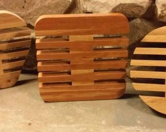 Wood Trivets