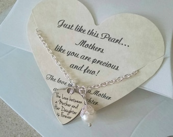 Mother Of The Bride Gift From Daughter, Gift From Bride, Gift for Mother of the Bride, Mother from Daughter, Mother Of Groom,