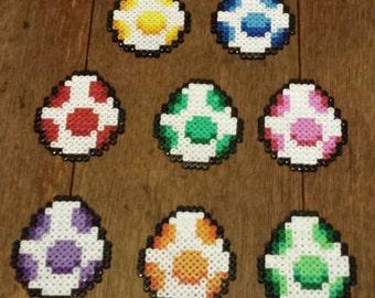 Pokemon Egg / Super Mario Yoshi Egg Magnet